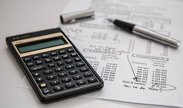 Calculators and document reports