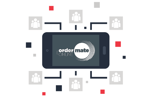 Step into the future with Mobile Ordering.