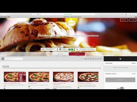 OrderMate Online Order ETA