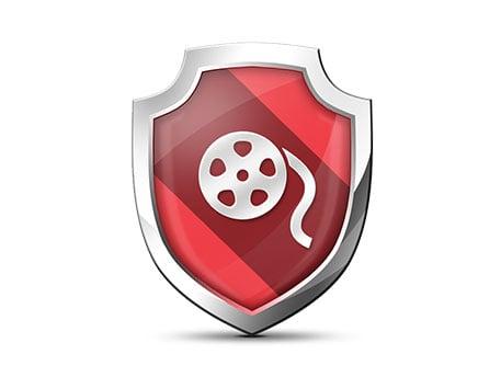 Information Videos Shield