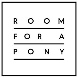 Room For A Ponyr
