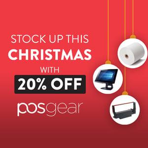 posgear 20% offer