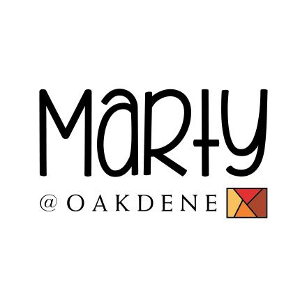 Marty at Oakdene